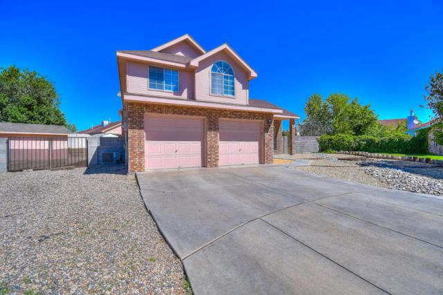 7225 Sacate Alto Street NW, Albuquerque, NM 87120 (MLS #921870) :: Campbell & Campbell Real Estate Services