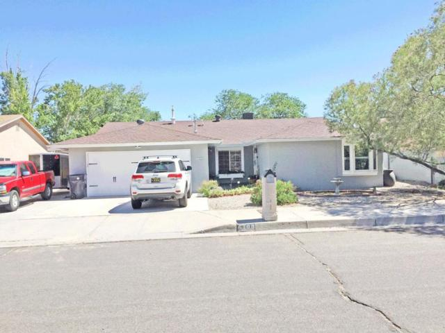6108 Mayo Place NW, Albuquerque, NM 87120 (MLS #921871) :: Campbell & Campbell Real Estate Services