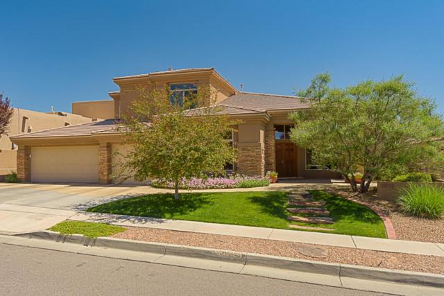 9812 Datura Trail NE, Albuquerque, NM 87122 (MLS #921882) :: Campbell & Campbell Real Estate Services