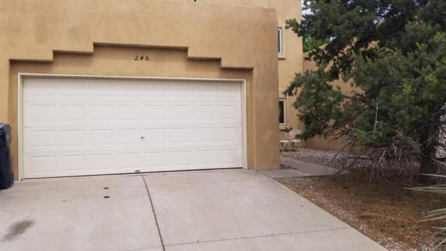 240 Glenridge Park Lane NE, Albuquerque, NM 87123 (MLS #921883) :: Campbell & Campbell Real Estate Services