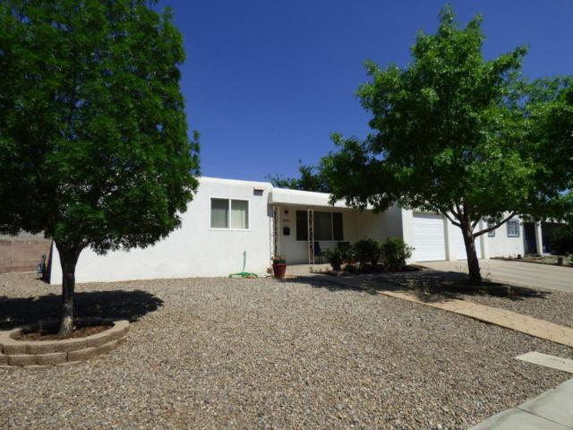 2106 Altez Street NE, Albuquerque, NM 87112 (MLS #922077) :: Your Casa Team