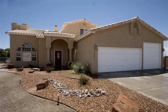 9420 Wilshire Avenue NE, Albuquerque, NM 87122 (MLS #922167) :: Your Casa Team