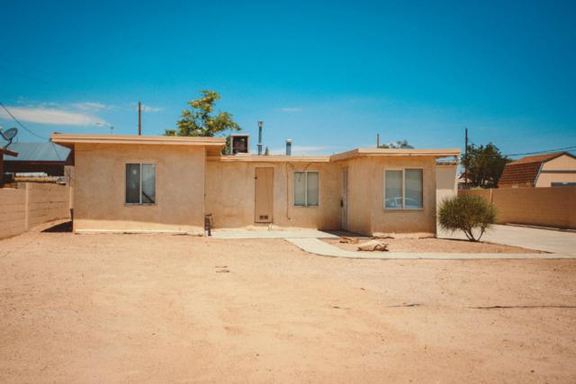 6319 Bluewater Road NW, Albuquerque, NM 87105 (MLS #922376) :: Silesha & Company