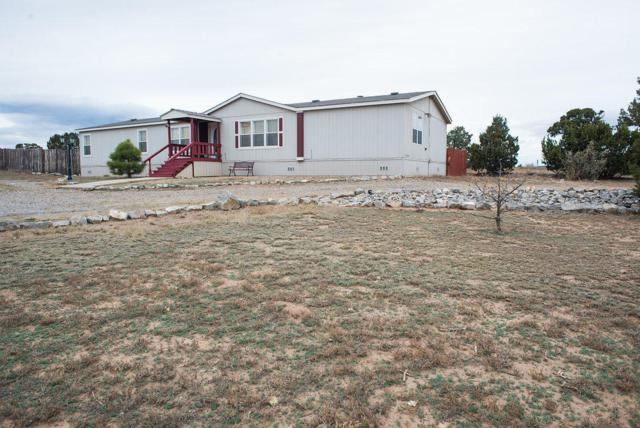 4 Cholla Court, Edgewood, NM 87015 (MLS #922446) :: The Stratmoen & Mesch Team