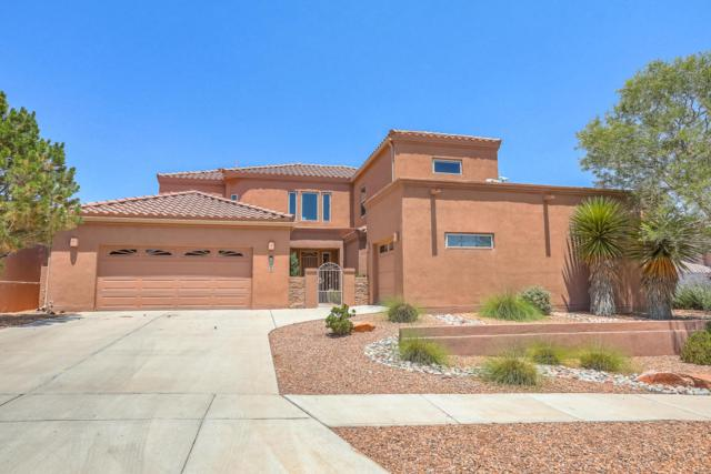 5209 Deer Meadow Trail NW, Albuquerque, NM 87120 (MLS #922556) :: Your Casa Team