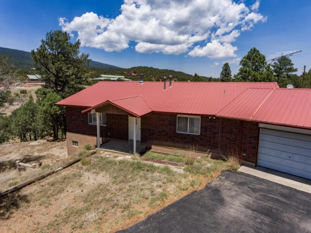 15 Sangre De Cristo, Cedar Crest, NM 87008 (MLS #922828) :: Campbell & Campbell Real Estate Services