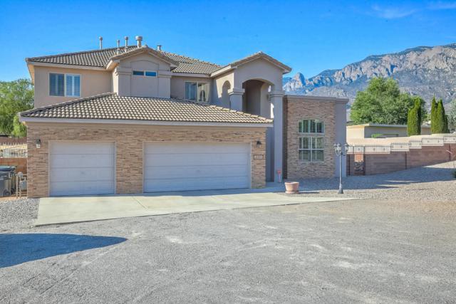 12201 Pino Avenue NE, Albuquerque, NM 87122 (MLS #922834) :: Your Casa Team