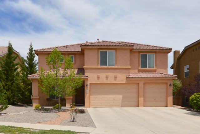 2735 Camino Seville SE, Rio Rancho, NM 87124 (MLS #922982) :: Your Casa Team