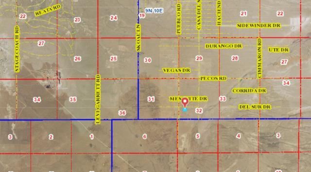 U2-A,B8 L21,22, Estancia, NM 87016 (MLS #923024) :: Campbell & Campbell Real Estate Services