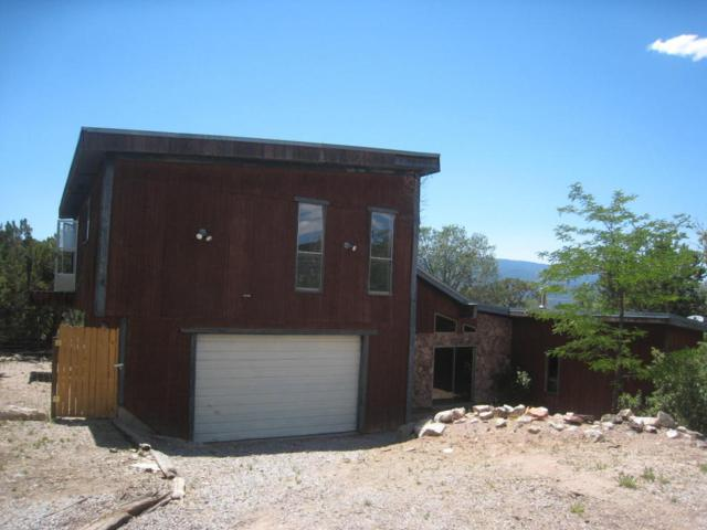 81 Pinon Heights Road, Sandia Park, NM 87047 (MLS #923046) :: Will Beecher at Keller Williams Realty