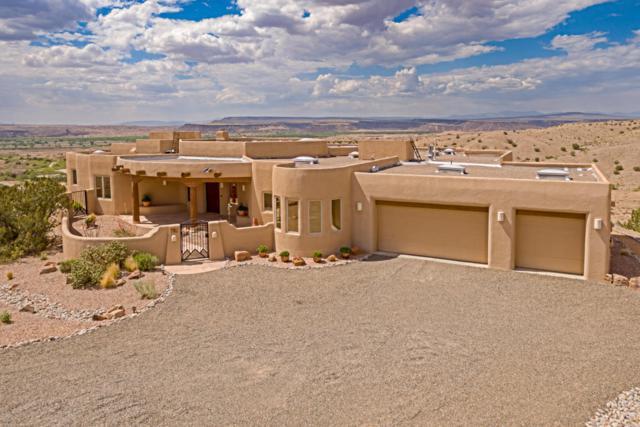 8 Valley View Court, Placitas, NM 87043 (MLS #923426) :: Your Casa Team