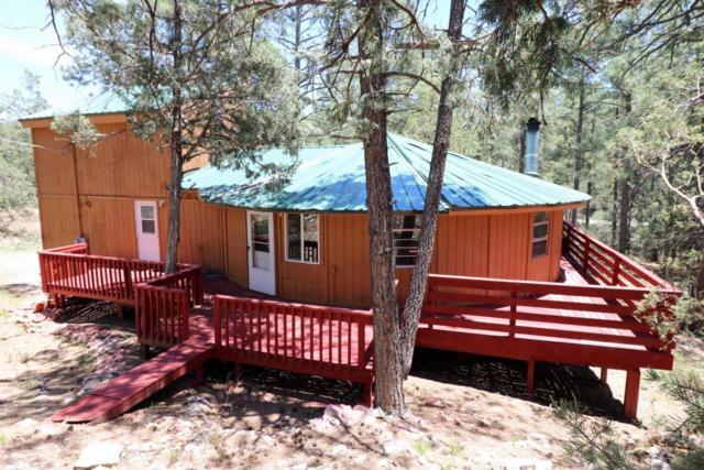 60 Carolino Canyon Road, Tijeras, NM 87059 (MLS #923447) :: Will Beecher at Keller Williams Realty