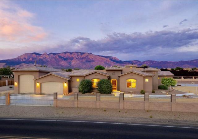 9101 Eagle Rock Avenue NE, Albuquerque, NM 87122 (MLS #923466) :: Your Casa Team