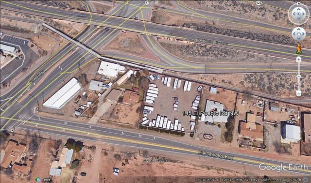 145 El Pueblo Road NW, Albuquerque, NM 87114 (MLS #923558) :: Campbell & Campbell Real Estate Services