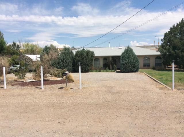 145 El Pueblo Road NW, Albuquerque, NM 87114 (MLS #923582) :: Your Casa Team