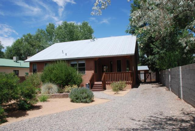 19 Priestly Place, Corrales, NM 87048 (MLS #923679) :: Your Casa Team