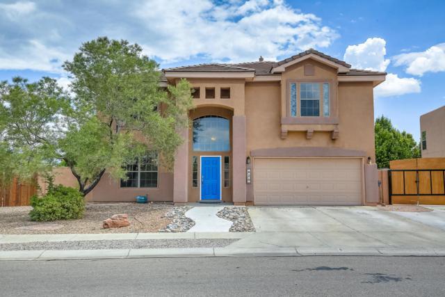 820 Via Elegante NE, Albuquerque, NM 87113 (MLS #923697) :: Your Casa Team