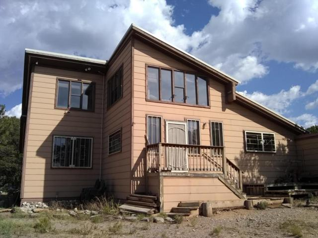 300 San Jose Pass, Edgewood, NM 87015 (MLS #923705) :: Campbell & Campbell Real Estate Services
