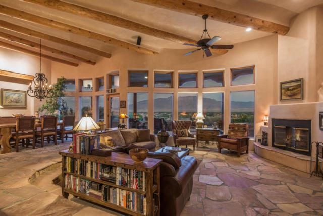 257 Mission Ridge Road, Corrales, NM 87048 (MLS #923742) :: Will Beecher at Keller Williams Realty