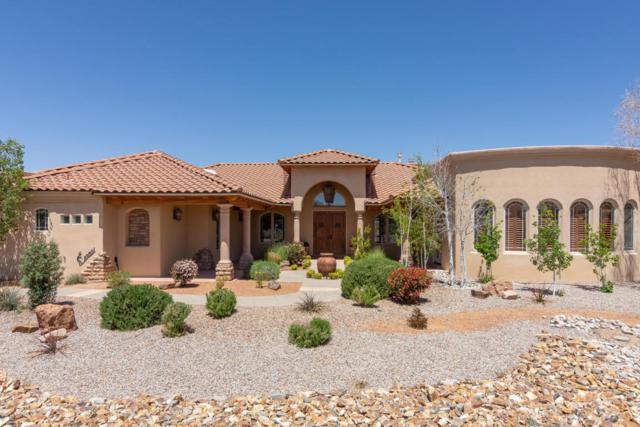 10001 San Francisco Road NE, Albuquerque, NM 87122 (MLS #923821) :: Your Casa Team