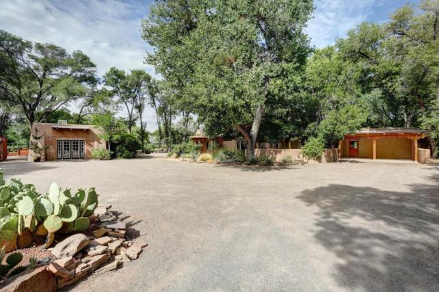 4653 Corrales Road, Corrales, NM 87048 (MLS #923879) :: Will Beecher at Keller Williams Realty