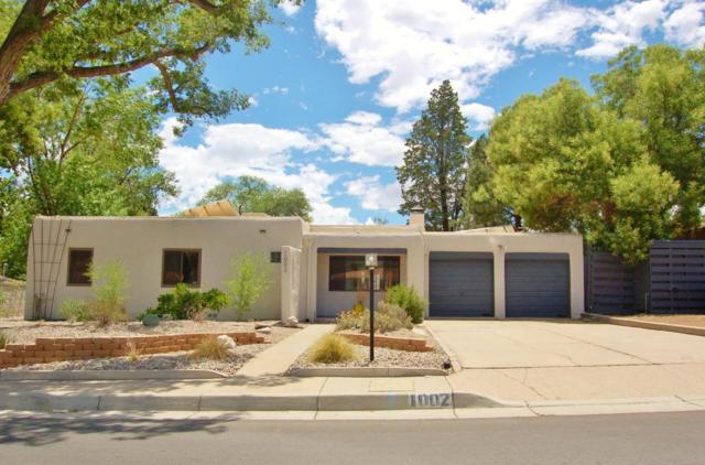 1002 Parkland Circle SE, Albuquerque, NM 87108 (MLS #923894) :: Your Casa Team