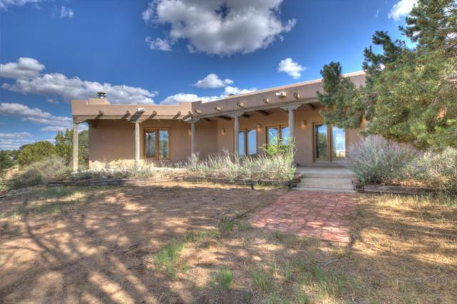 62 Anne Pickard Loop, Tijeras, NM 87059 (MLS #923915) :: Will Beecher at Keller Williams Realty