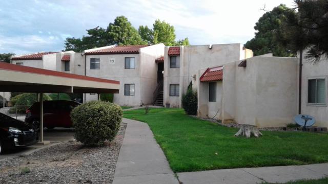 921 Country Club Drive SE E, Rio Rancho, NM 87124 (MLS #923966) :: Your Casa Team