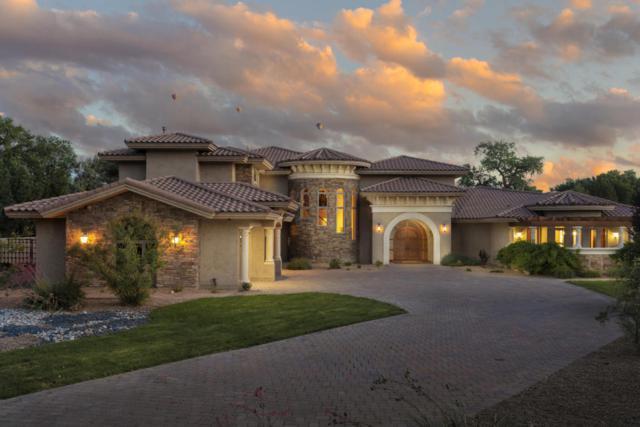 1035 Cottonwood Drive NW, Los Ranchos, NM 87107 (MLS #923990) :: Your Casa Team
