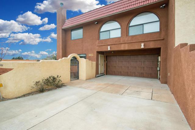 12204 Eric Court NE, Albuquerque, NM 87112 (MLS #924004) :: Your Casa Team
