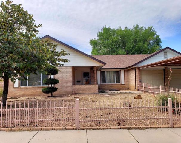 1709 Luthy Drive NE, Albuquerque, NM 87112 (MLS #924009) :: Your Casa Team