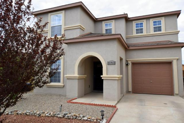 10760 Gentry Lane SW, Albuquerque, NM 87121 (MLS #924021) :: Your Casa Team