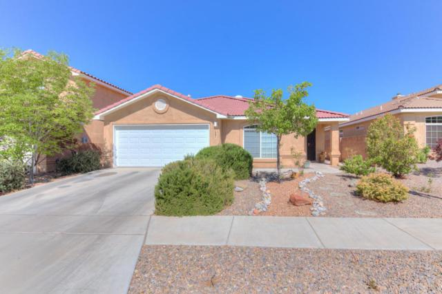 1831 War Admiral Drive SE, Albuquerque, NM 87123 (MLS #924023) :: Your Casa Team