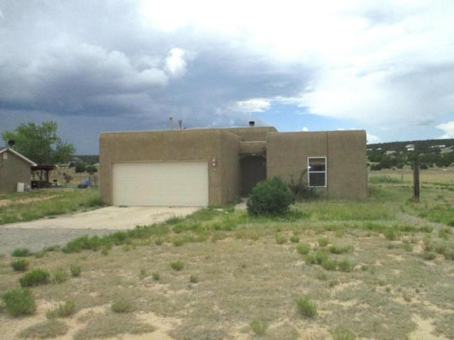 7 Fall Road, Edgewood, NM 87015 (MLS #924052) :: Will Beecher at Keller Williams Realty