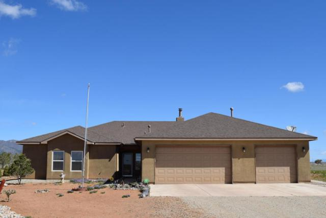 3 Evening Star Place, Edgewood, NM 87015 (MLS #924055) :: Will Beecher at Keller Williams Realty