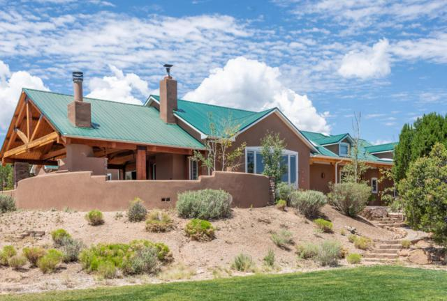 6 La Canada Place, Sandia Park, NM 87047 (MLS #924133) :: Will Beecher at Keller Williams Realty