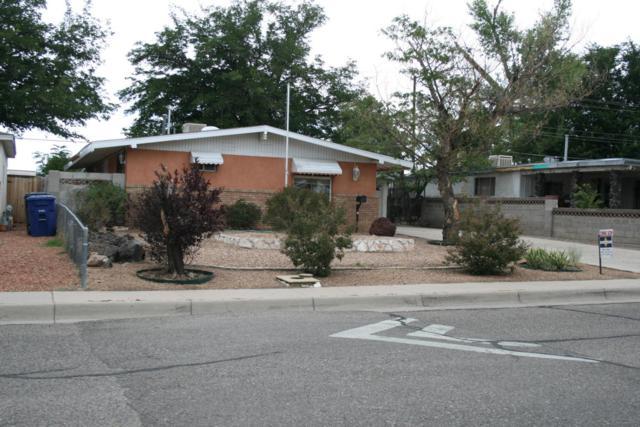 1117 Glorieta Street NE, Albuquerque, NM 87112 (MLS #924159) :: Will Beecher at Keller Williams Realty