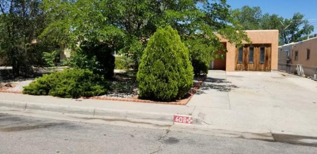 608 San Pablo Street NE, Albuquerque, NM 87108 (MLS #924166) :: Will Beecher at Keller Williams Realty