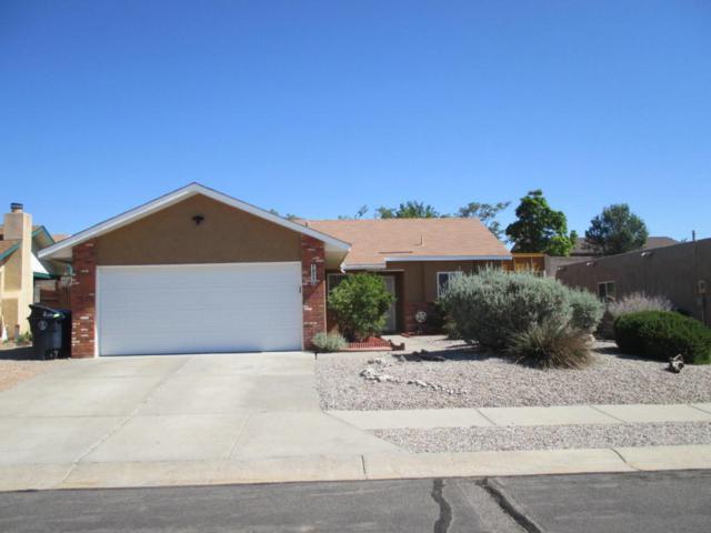 7217 Minehead Street NW, Albuquerque, NM 87120 (MLS #924173) :: Will Beecher at Keller Williams Realty