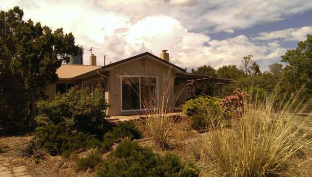 213 Sangre De Cristo, Cedar Crest, NM 87008 (MLS #924257) :: Campbell & Campbell Real Estate Services