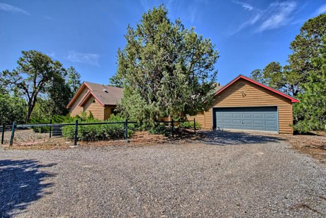8 Armin Road, Tijeras, NM 87059 (MLS #924338) :: Campbell & Campbell Real Estate Services