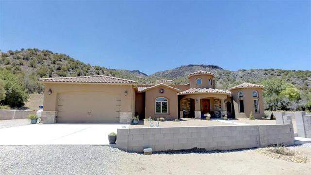 69B Private Drive #1105 Road, Embudo, NM 87531 (MLS #924507) :: Campbell & Campbell Real Estate Services