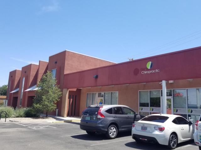 314 Adams Street SE # 316, Albuquerque, NM 87108 (MLS #925074) :: Campbell & Campbell Real Estate Services