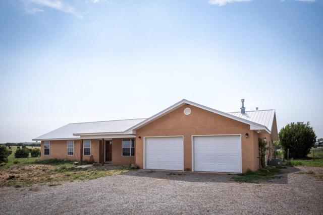 11 Jada Lane, Edgewood, NM 87015 (MLS #925489) :: Campbell & Campbell Real Estate Services