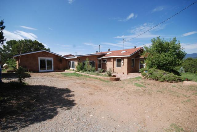 2 Kings Road, Sandia Park, NM 87047 (MLS #925543) :: Campbell & Campbell Real Estate Services