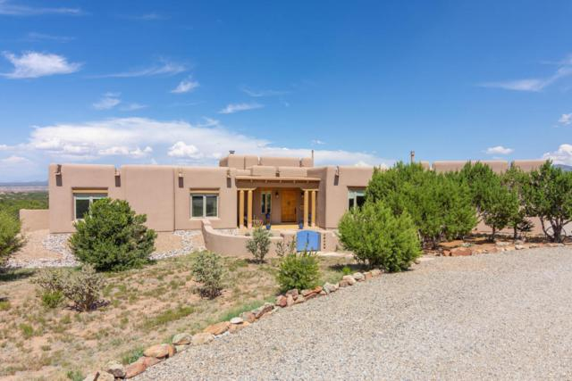 15 Osito Road, Sandia Park, NM 87047 (MLS #925742) :: Campbell & Campbell Real Estate Services