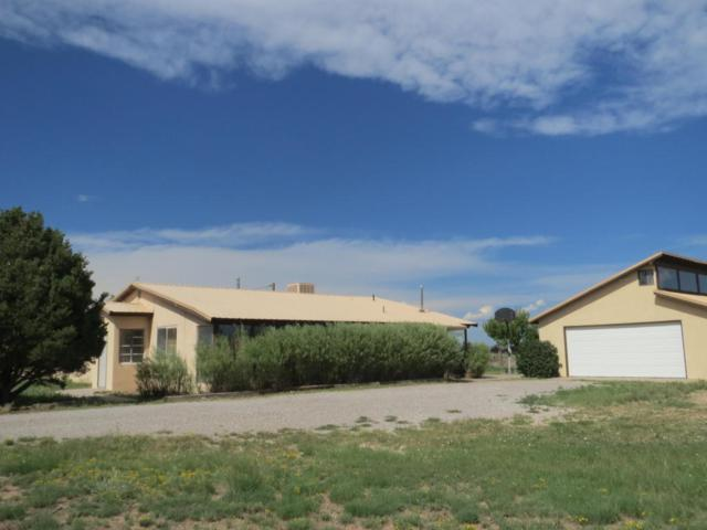 1061 Salt Mission Trail, Moriarty, NM 87035 (MLS #925793) :: Campbell & Campbell Real Estate Services