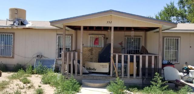 392 Calle El Oso Negro, Bernalillo, NM 87004 (MLS #925857) :: Campbell & Campbell Real Estate Services