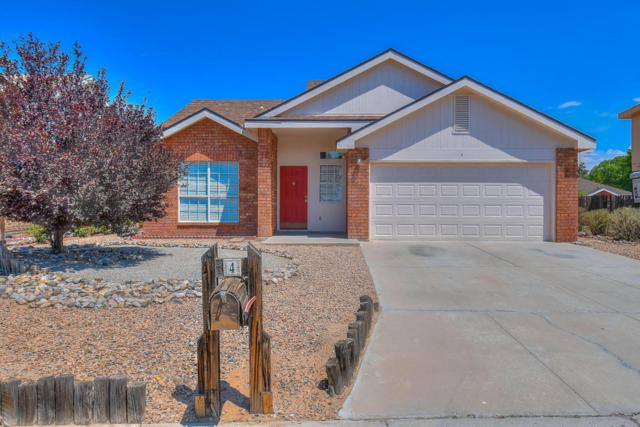 4 Apache Plume Road, Los Lunas, NM 87031 (MLS #926010) :: Campbell & Campbell Real Estate Services