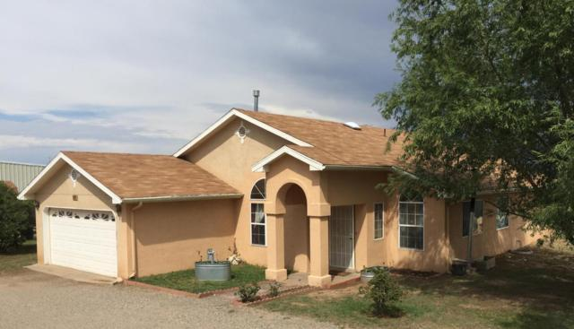 10 Southwood Drive, Edgewood, NM 87015 (MLS #926026) :: Campbell & Campbell Real Estate Services
